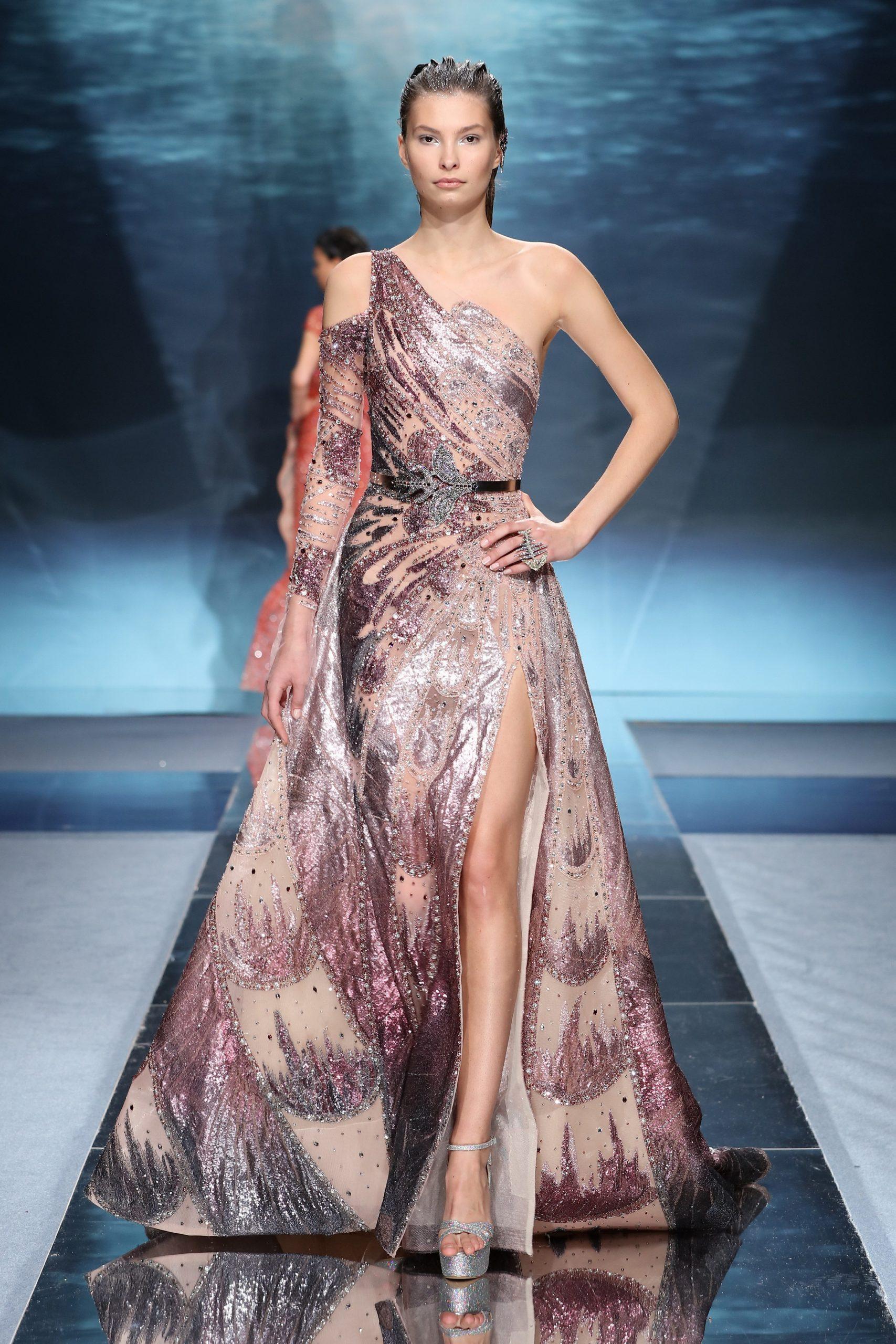 Ziad Nakad Atlantide Paris Haute couture